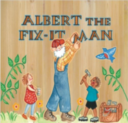 Albert Fix It Man