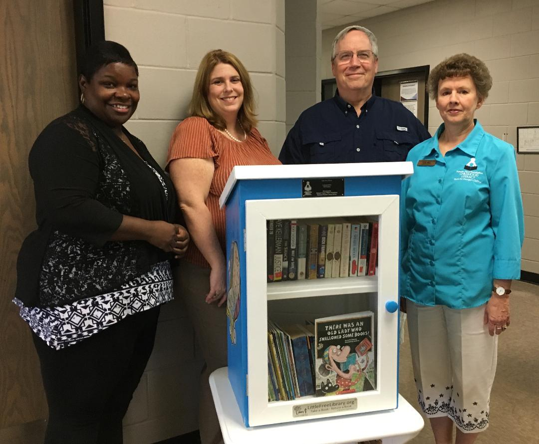 little library CGTC